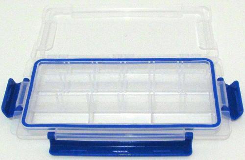 Estojo MS 250 Caixa/box Impermeável - Marine Sports  - Life Pesca - Sua loja de Pesca, Camping e Lazer