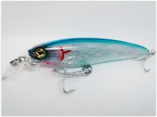 Kit 6 Iscas Artificiais 3d 12cm Similar Yo-zuri 3d Minnow  - Life Pesca - Sua loja de Pesca, Camping e Lazer