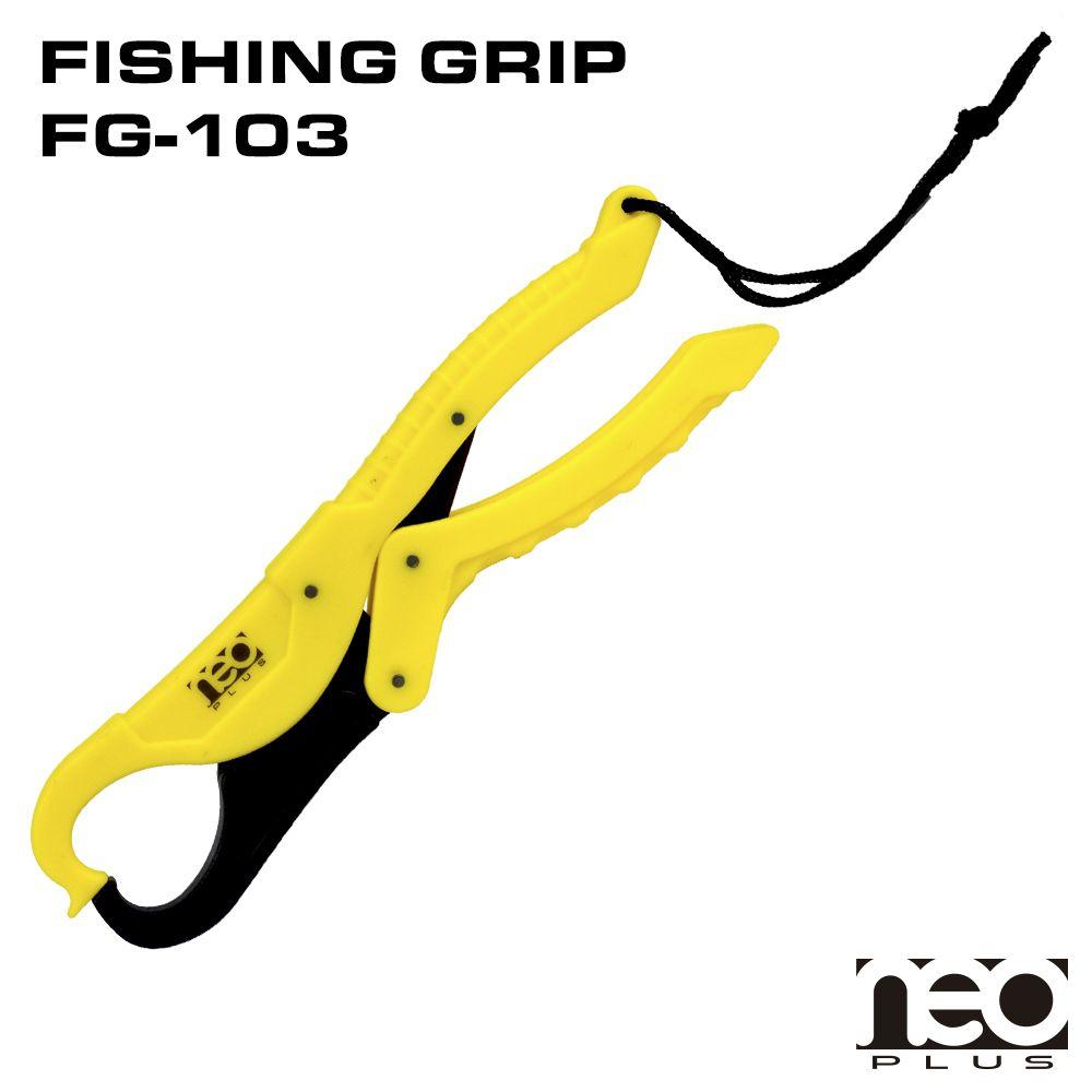 Alicate de Contenção Fishing Grip Automático - Marine Sports   - Life Pesca - Sua loja de Pesca, Camping e Lazer