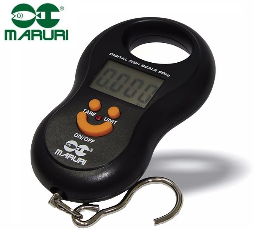 Balança Digital de Precisão Maruri 50Kg C/ Termômetro