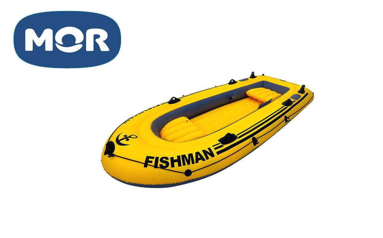 Barco Fishman 350 - Mor