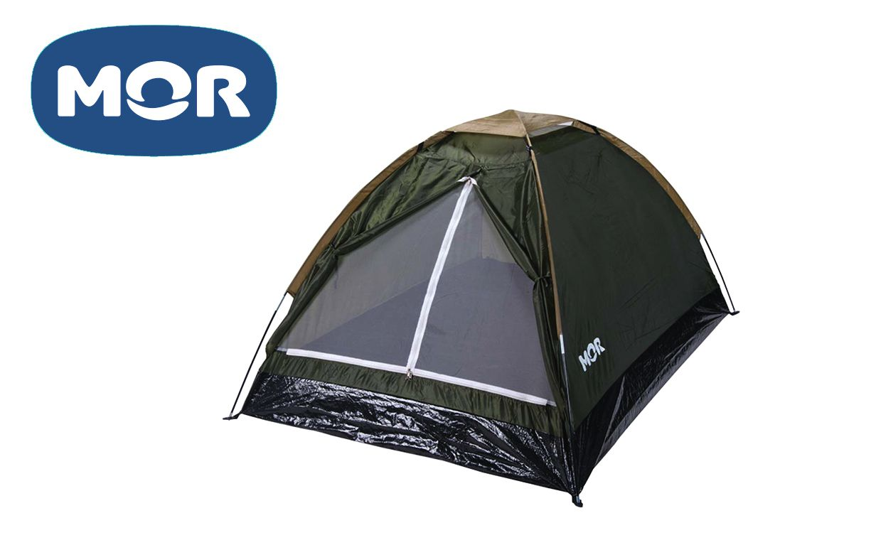 Barraca Iglu Camping Para Até 2 Pessoas Verde - MOR