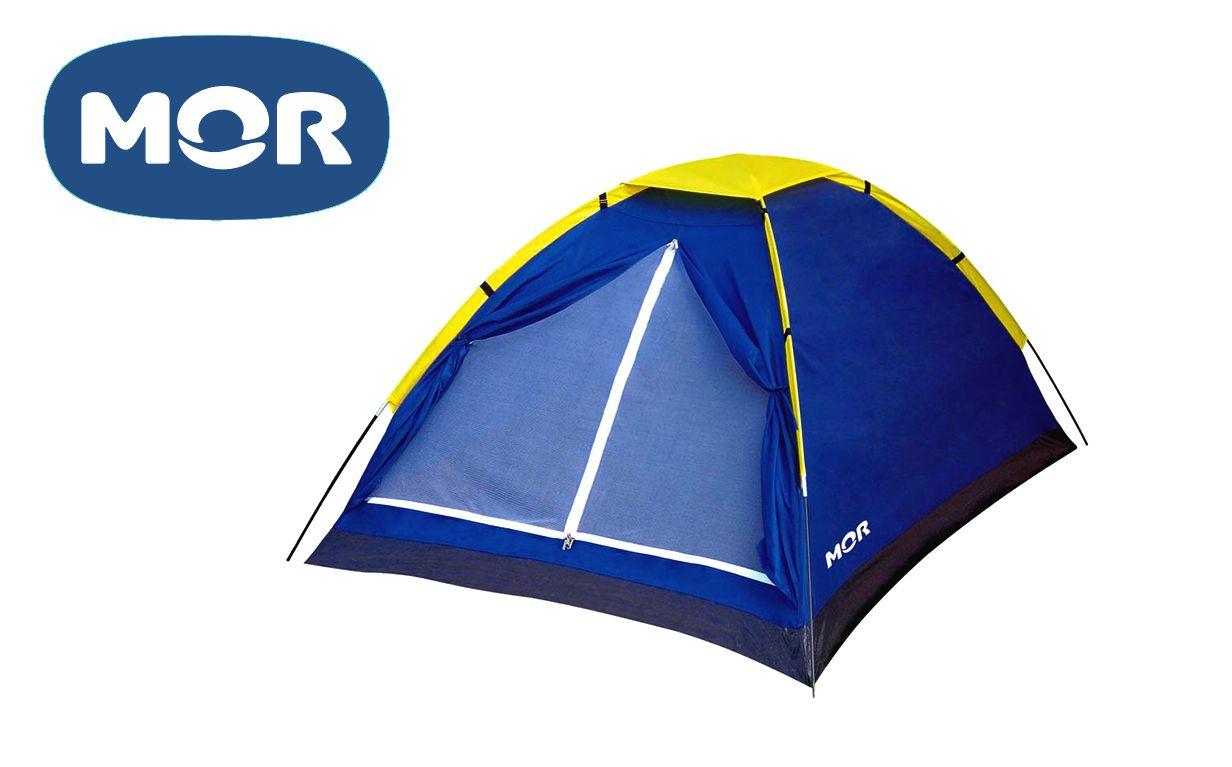 Barraca Iglu Camping Para Até 3 Pessoas - MOR