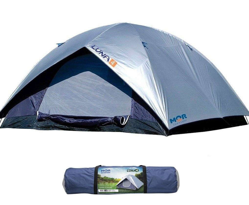 Barraca Luna Camping Para Até 4 Pessoas - MOR