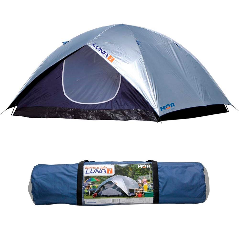Barraca Luna Camping Para Até 8 Pessoas - MOR