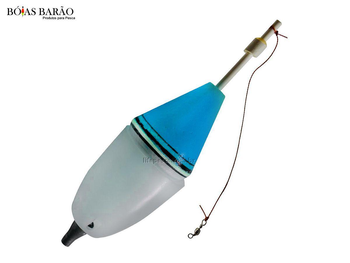 Boia Cevadeira Gigante Barão N° 37 65gr Sem Rolha - Várias Cores  - Life Pesca - Sua loja de Pesca, Camping e Lazer