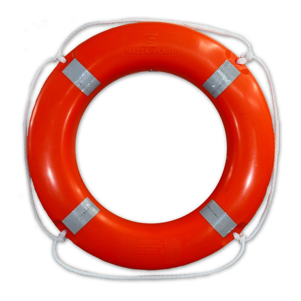 Boia Circular Salva Vidas 70cm 4,0kg - Classe I
