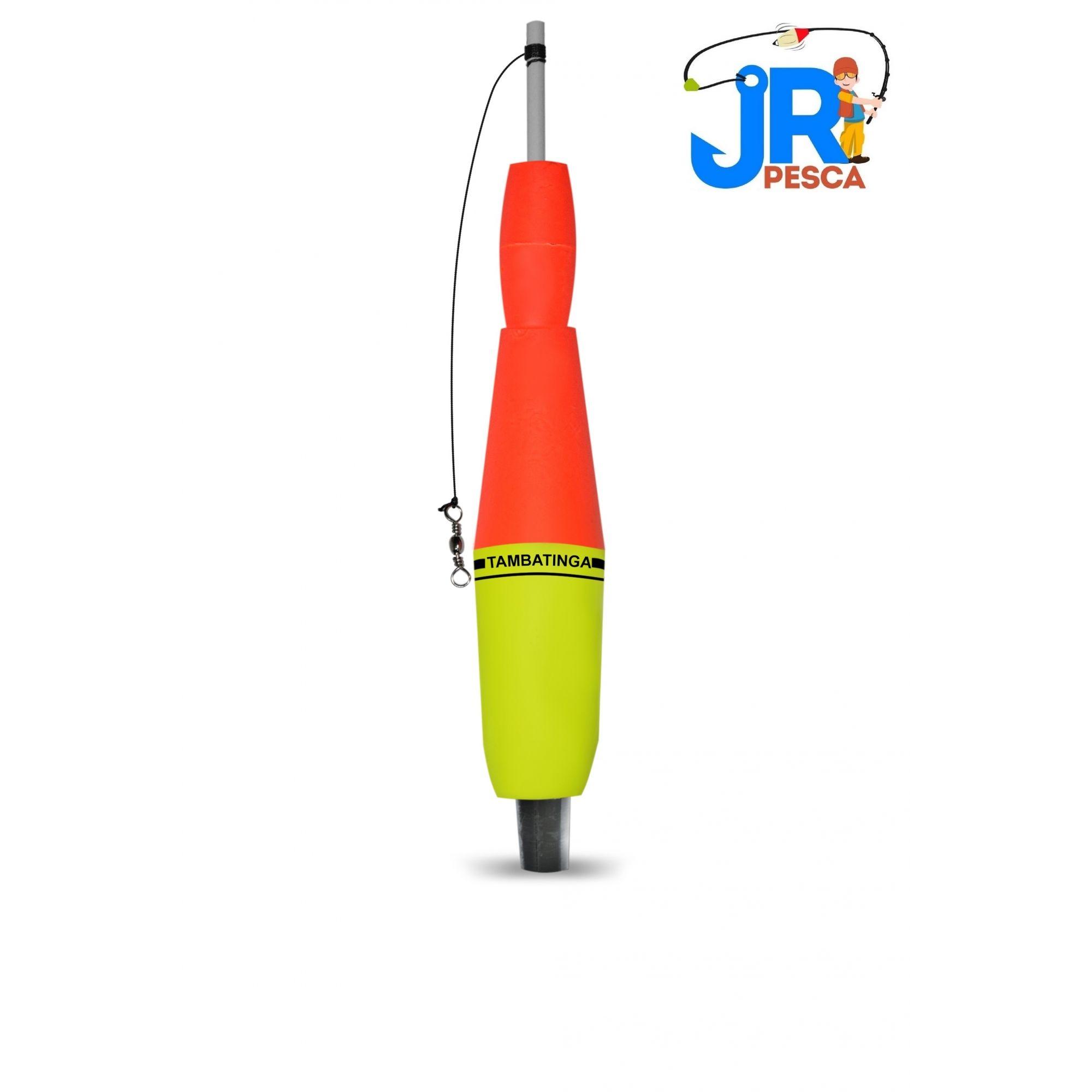 Boia Torpedo Tambatinga 70gr JR Pesca (Várias Cores)  - Life Pesca - Sua loja de Pesca, Camping e Lazer