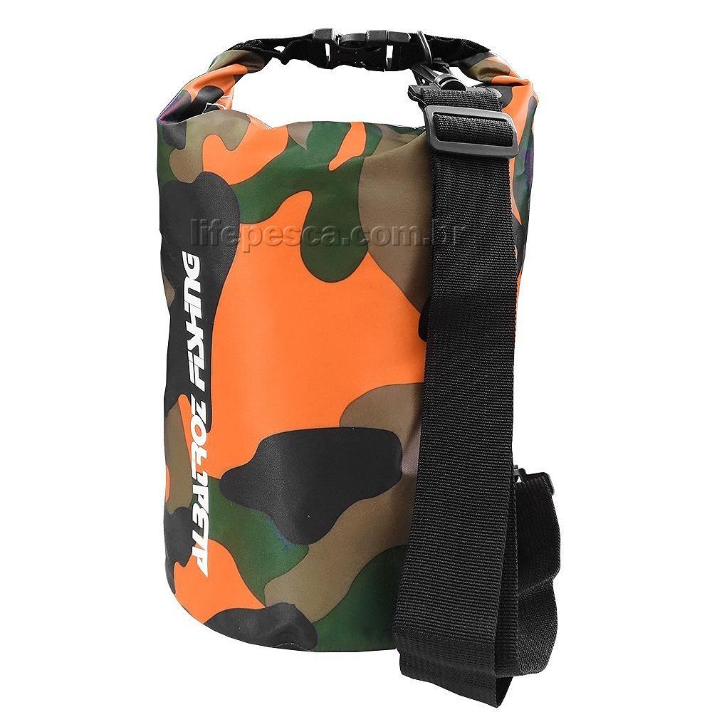 Bolsa Bag Impermeável 10L - Albatroz Fishing - Várias Cores