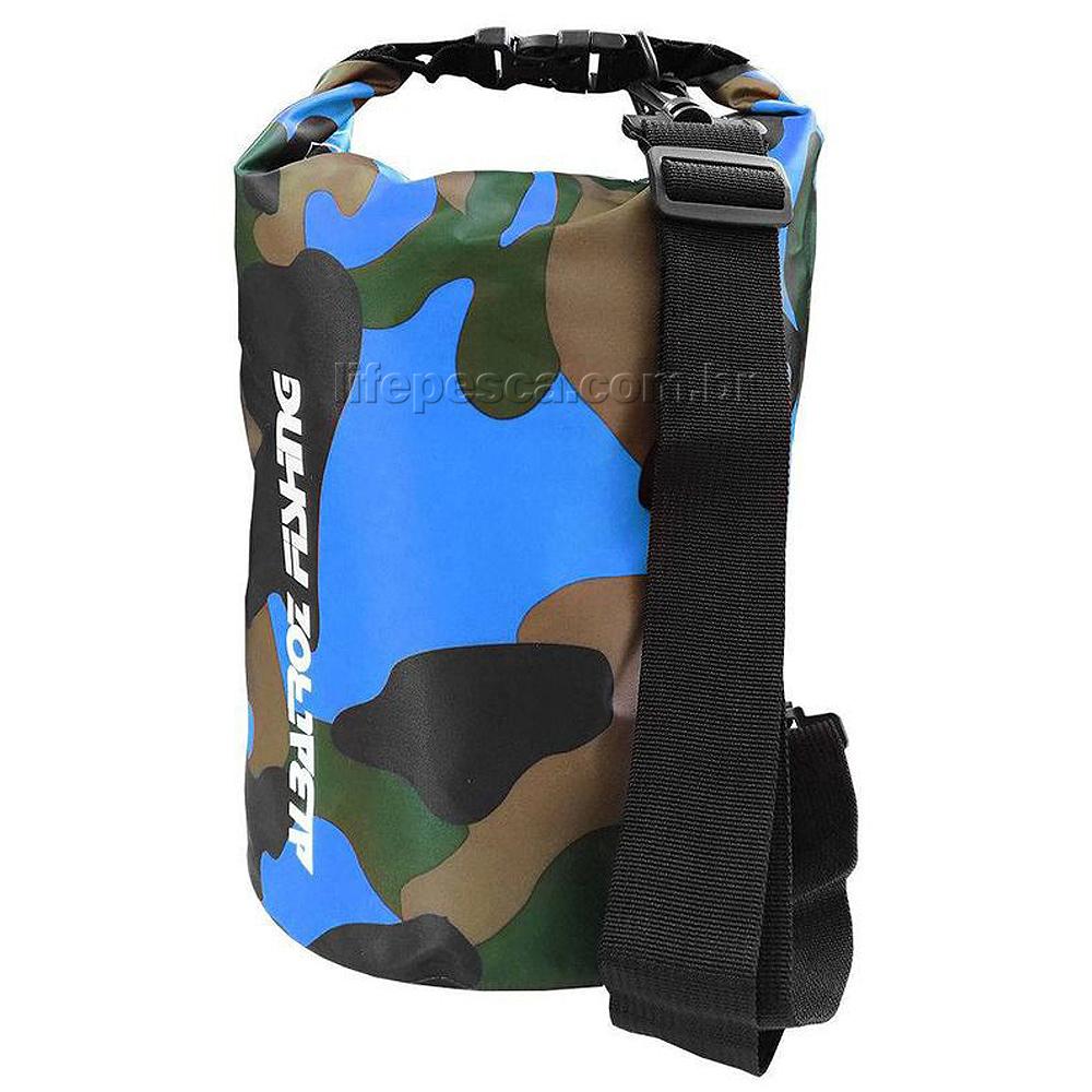 Bolsa Bag Impermeável 15L - Albatroz Fishing - Várias Cores