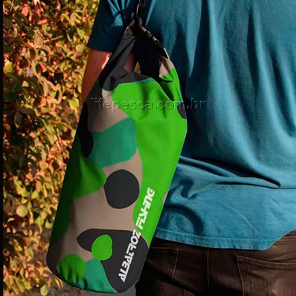 Bolsa Bag Impermeável 15L - Albatroz Fishing - Várias Cores  - Life Pesca - Sua loja de Pesca, Camping e Lazer