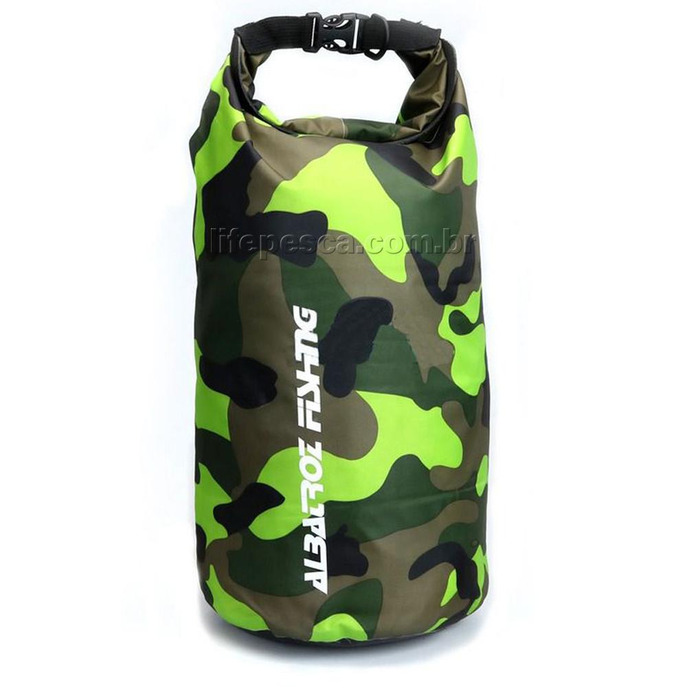 Bolsa Bag Impermeável 20L - Albatroz Fishing - Várias Cores