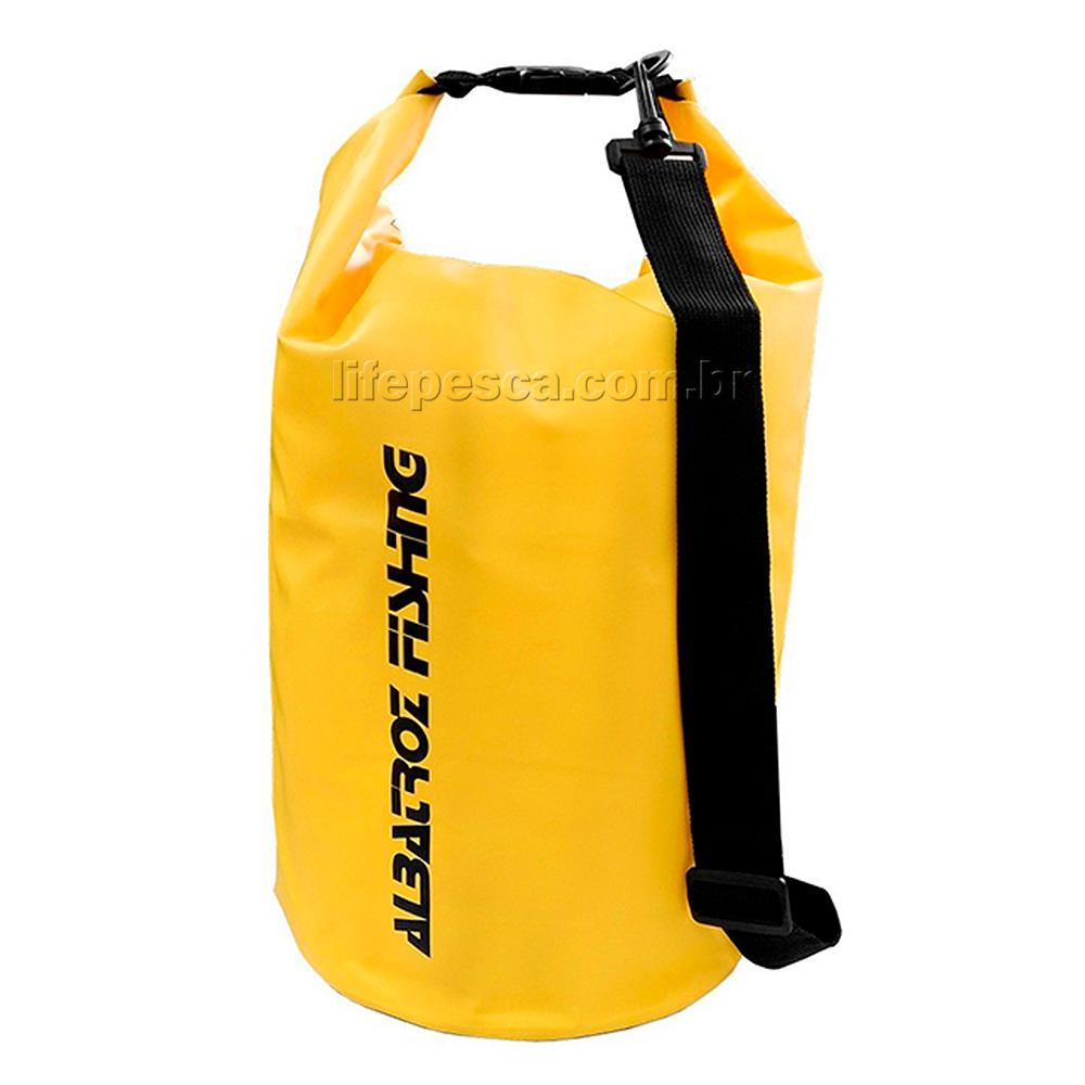 Bolsa Bag Impermeável 30L - Albatroz Fishing - Várias Cores