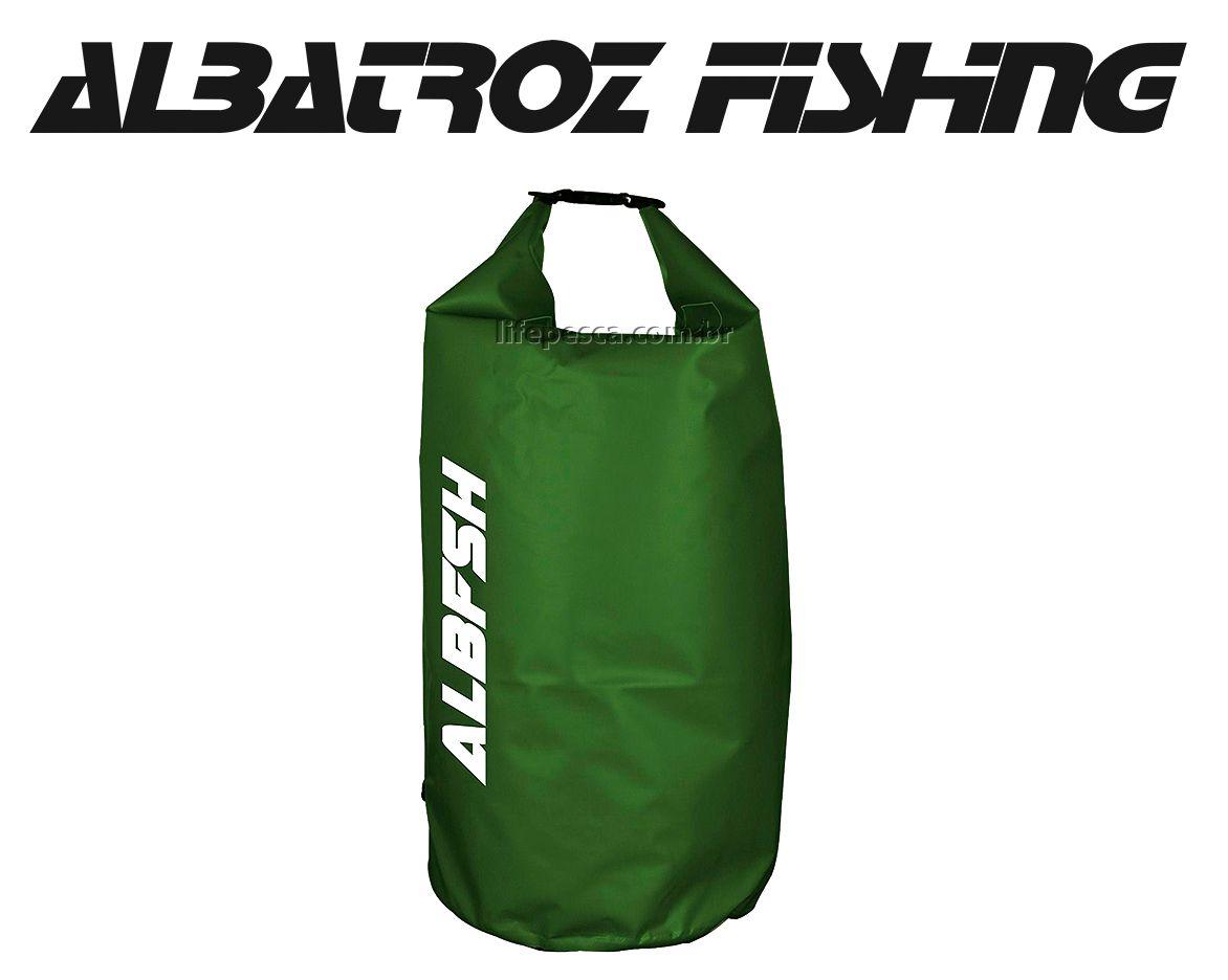 Bolsa Bag Impermeável 70L - Albatroz Fishing - Várias Cores