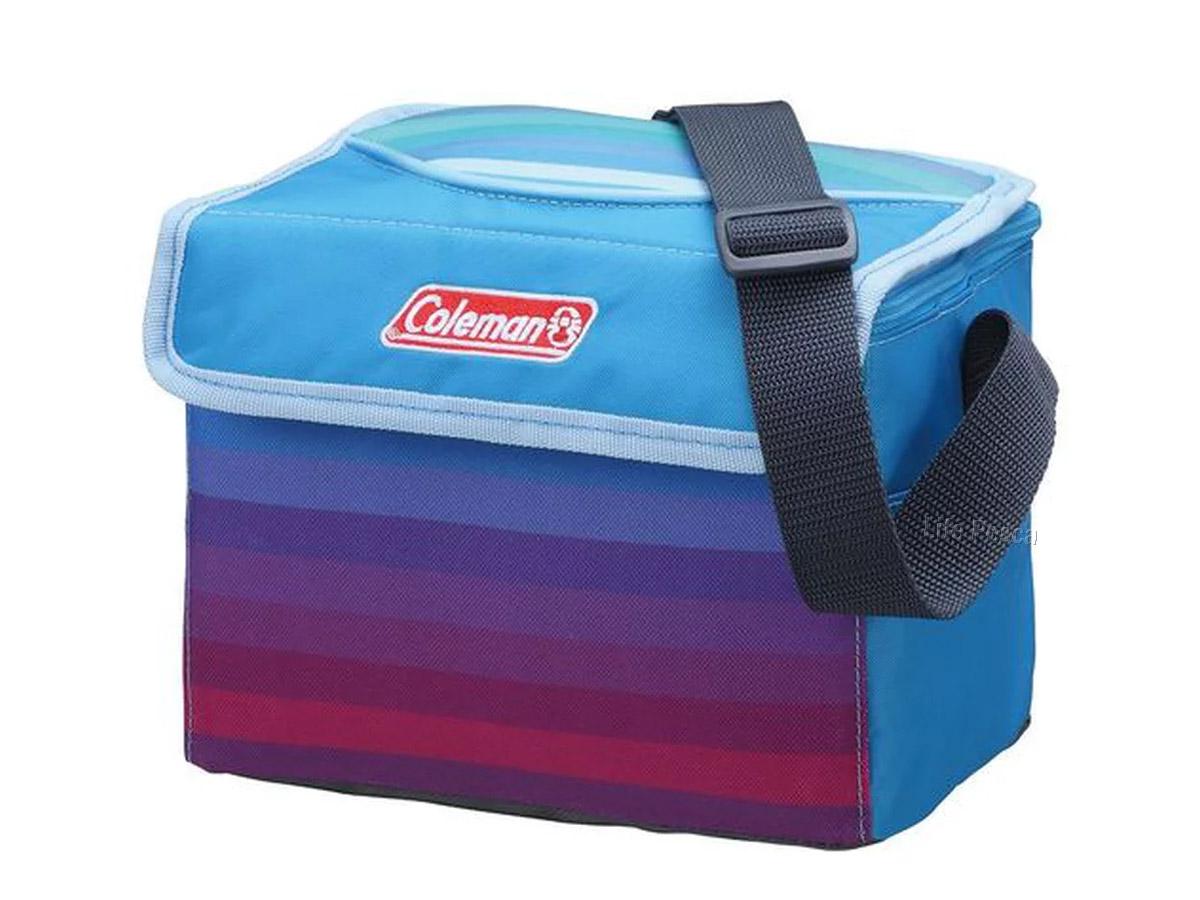 Bolsa Térmica Soft 09 Litros - Azul Celeste - Coleman