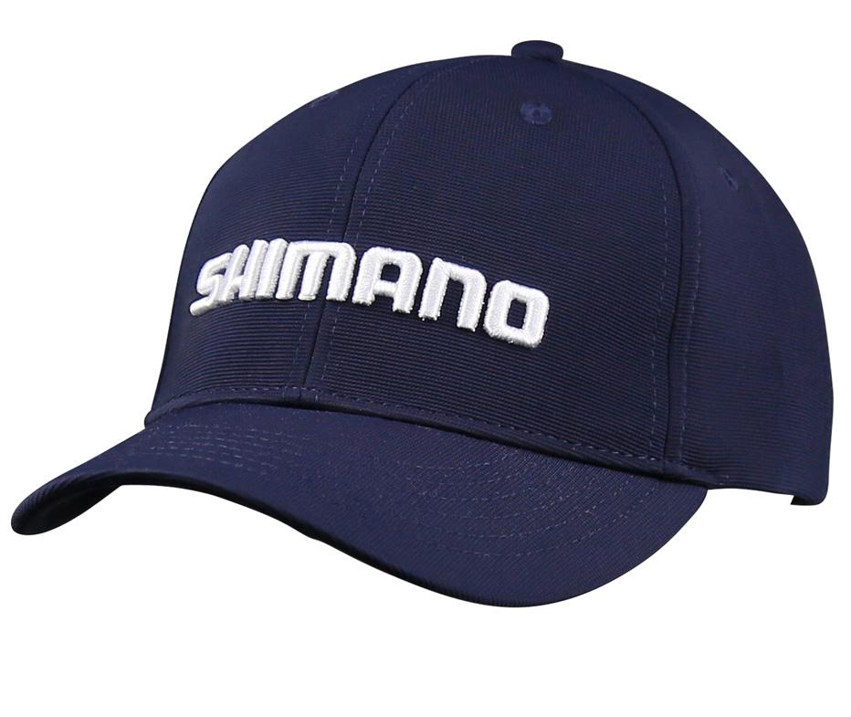 Boné de Pesca Shimano Corporate Platinum - Azul