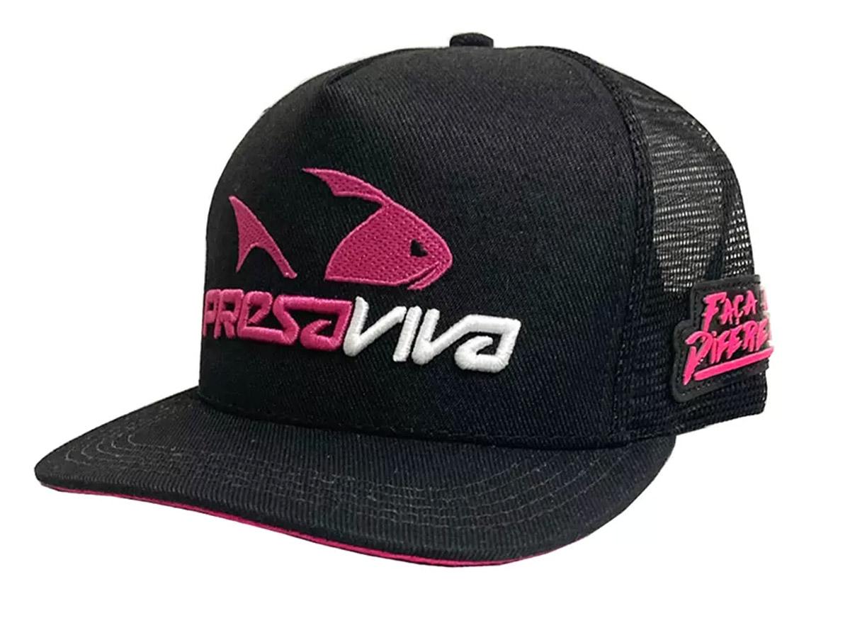 Boné Telado Presa Viva Premium  - Ref. 11