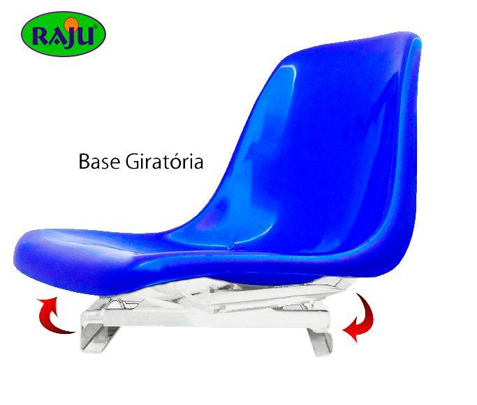 Cadeira Concha Para Barco RAJU - Várias Cores