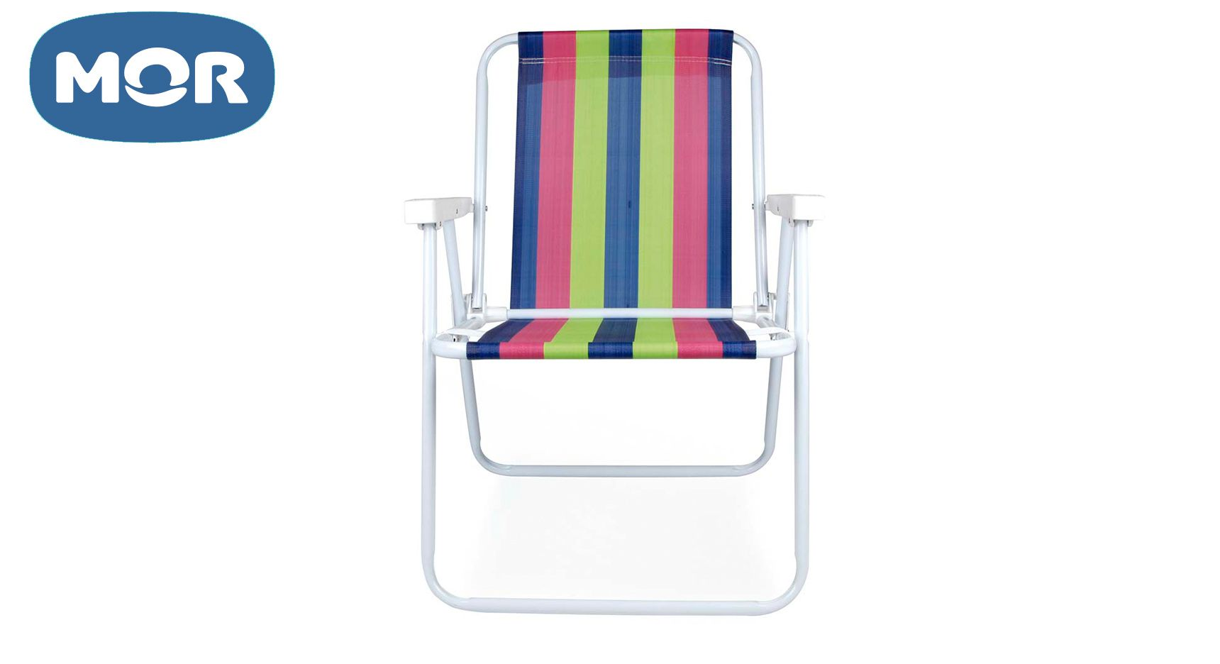 Cadeira Alta Ferro Aço 110kg - Mor