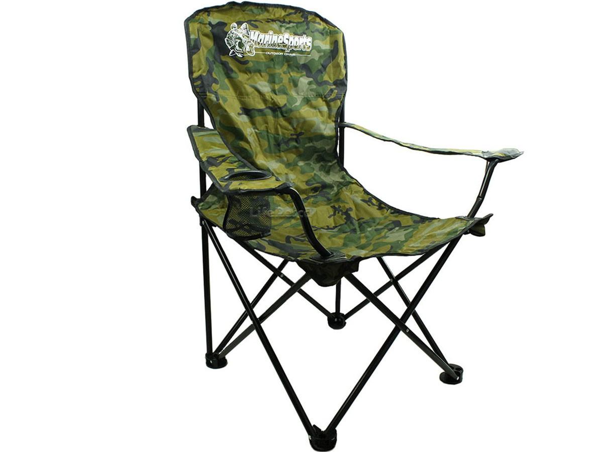 Cadeira para Camping Marine Sports Diretor XD-07 C/ Porta Copo