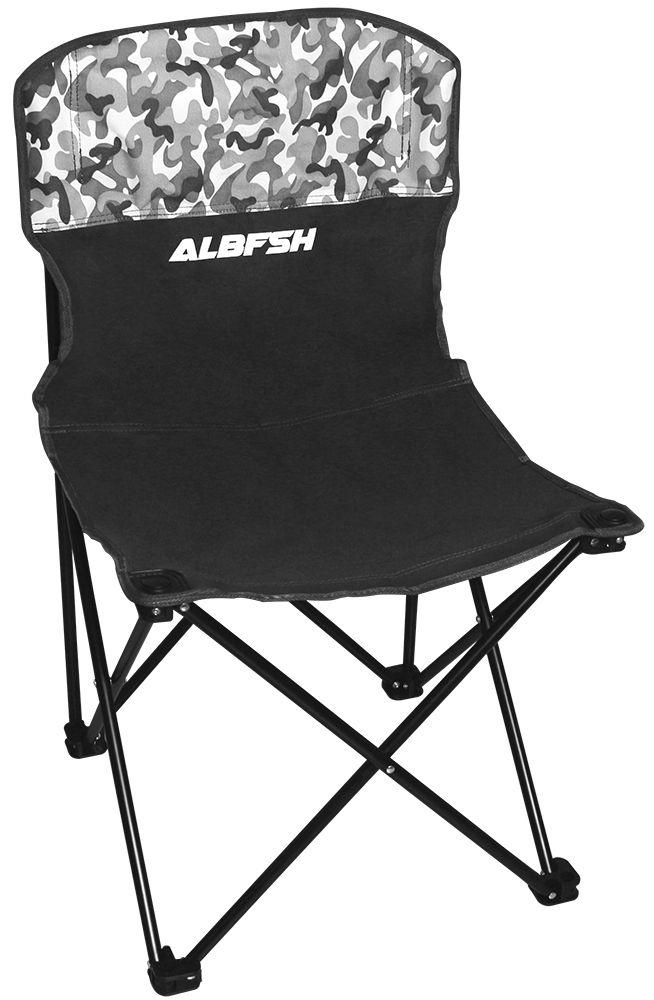 Cadeira Para Pescador Dobrável HBA-14MH - Albatroz Fishing