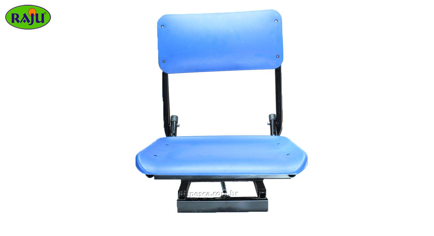 Cadeira Plástica Para Barco Dobrável - RAJU