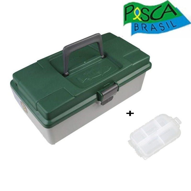 Caixa Pesca Brasil Box 1 - 1 Bandeja