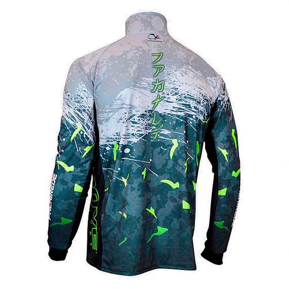Camiseta de Pesca Faca na Rede F-Move X Extreme Dry Evo  - Life Pesca - Sua loja de Pesca, Camping e Lazer