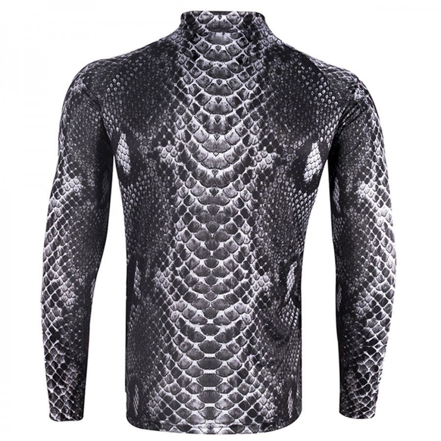 Camiseta De Pesca King Proteção Solar Uv Viking 17 - Pele Cobra  - Life Pesca - Sua loja de Pesca, Camping e Lazer
