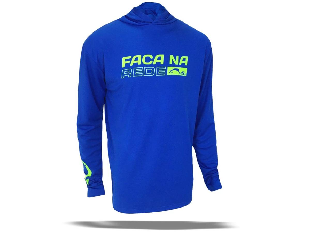 Camiseta Faca na Rede Next Series 2021 Proteção Solar  - Vários Modelos