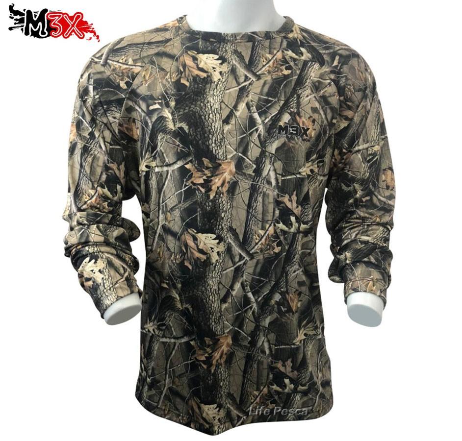 Camiseta Proteção Solar Combat Outdoor Tree - Monster 3X