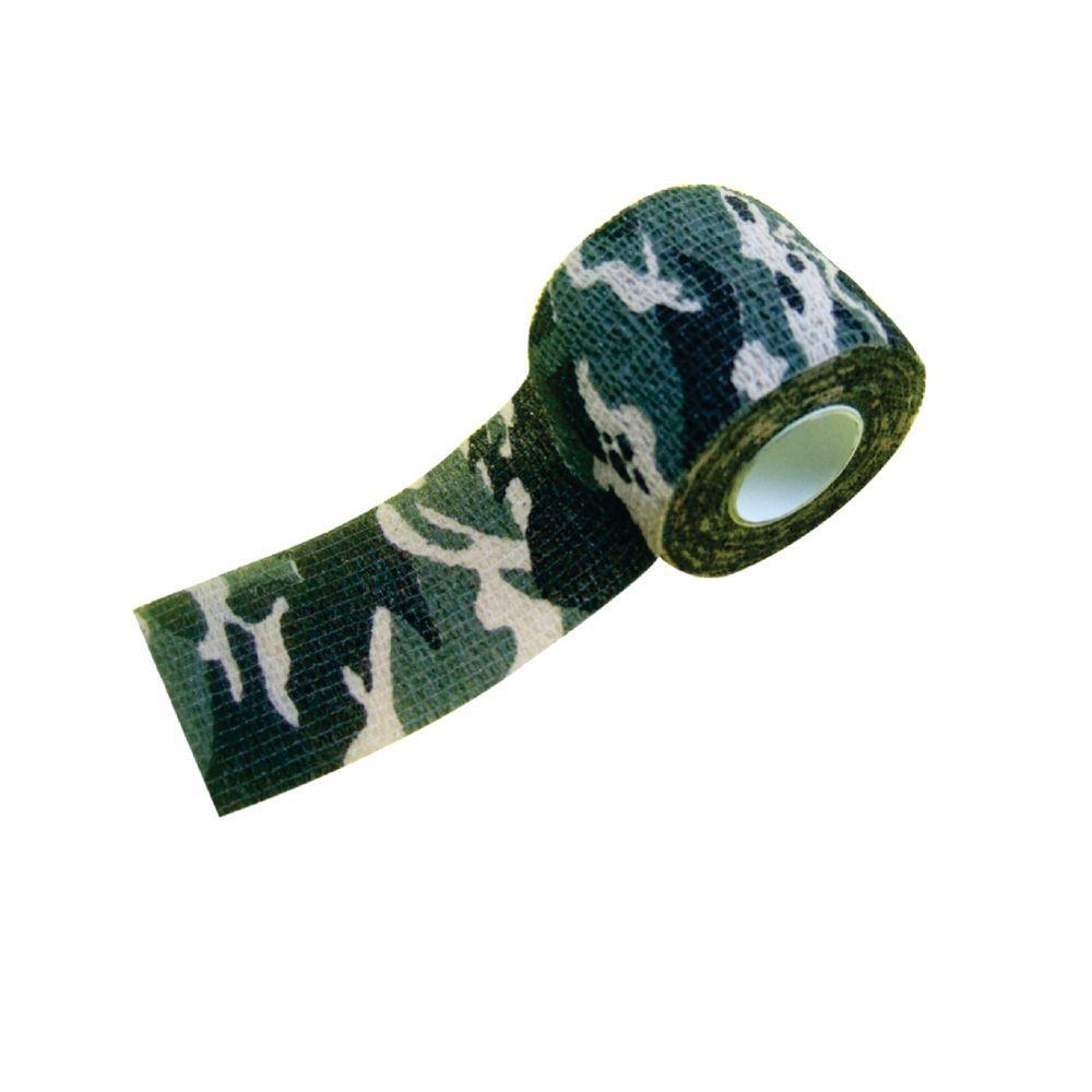 Camo Tape (Fita Adesiva) Camuflado 5 Metros - Nautika