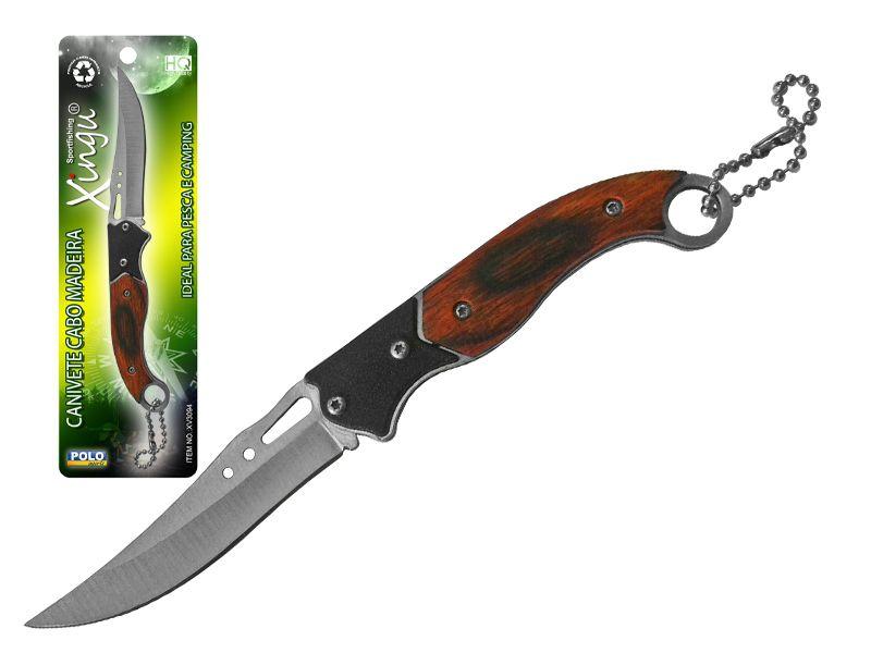 Canivete Xingu XV3094 - Cabo Madeira