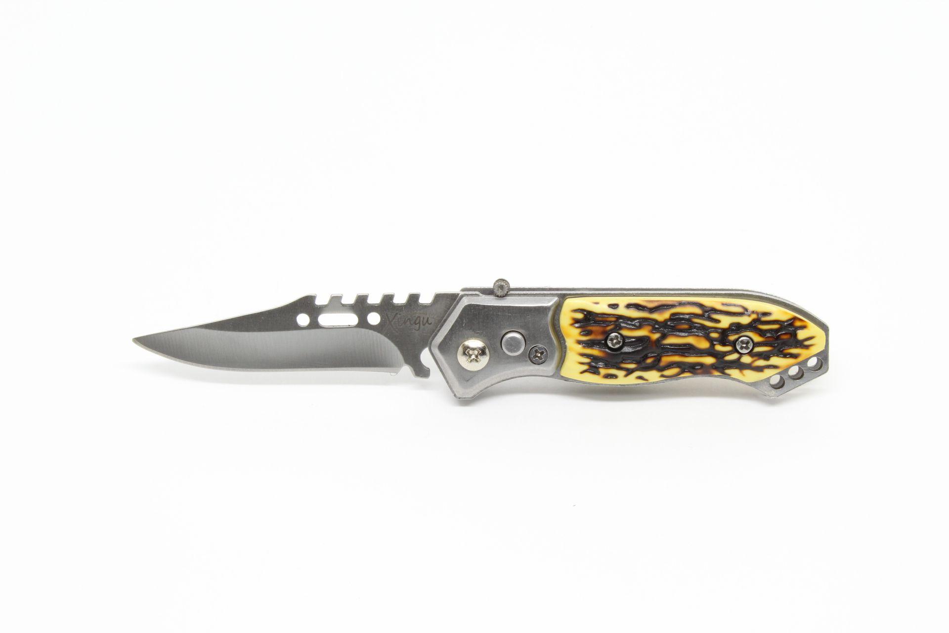 Canivete Xingu XV1719 - Cabo Osso