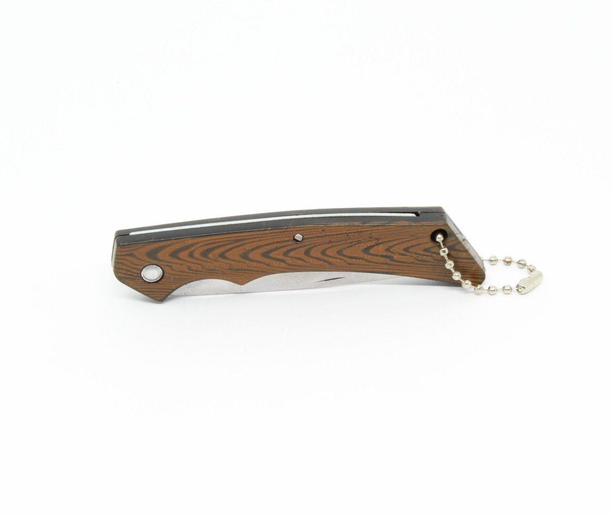 Canivete Xingu XV2846 - Cabo Amadeirado  - Life Pesca - Sua loja de Pesca, Camping e Lazer