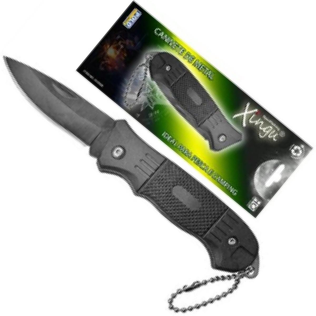 Canivete Xingu XV2930 - Cabo Preto