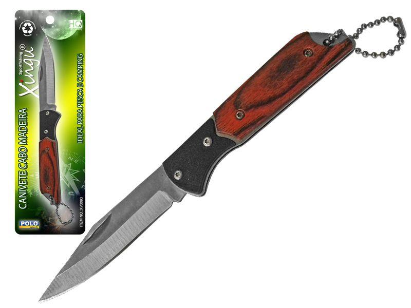 Canivete Xingu XV3093 - Cabo Madeira