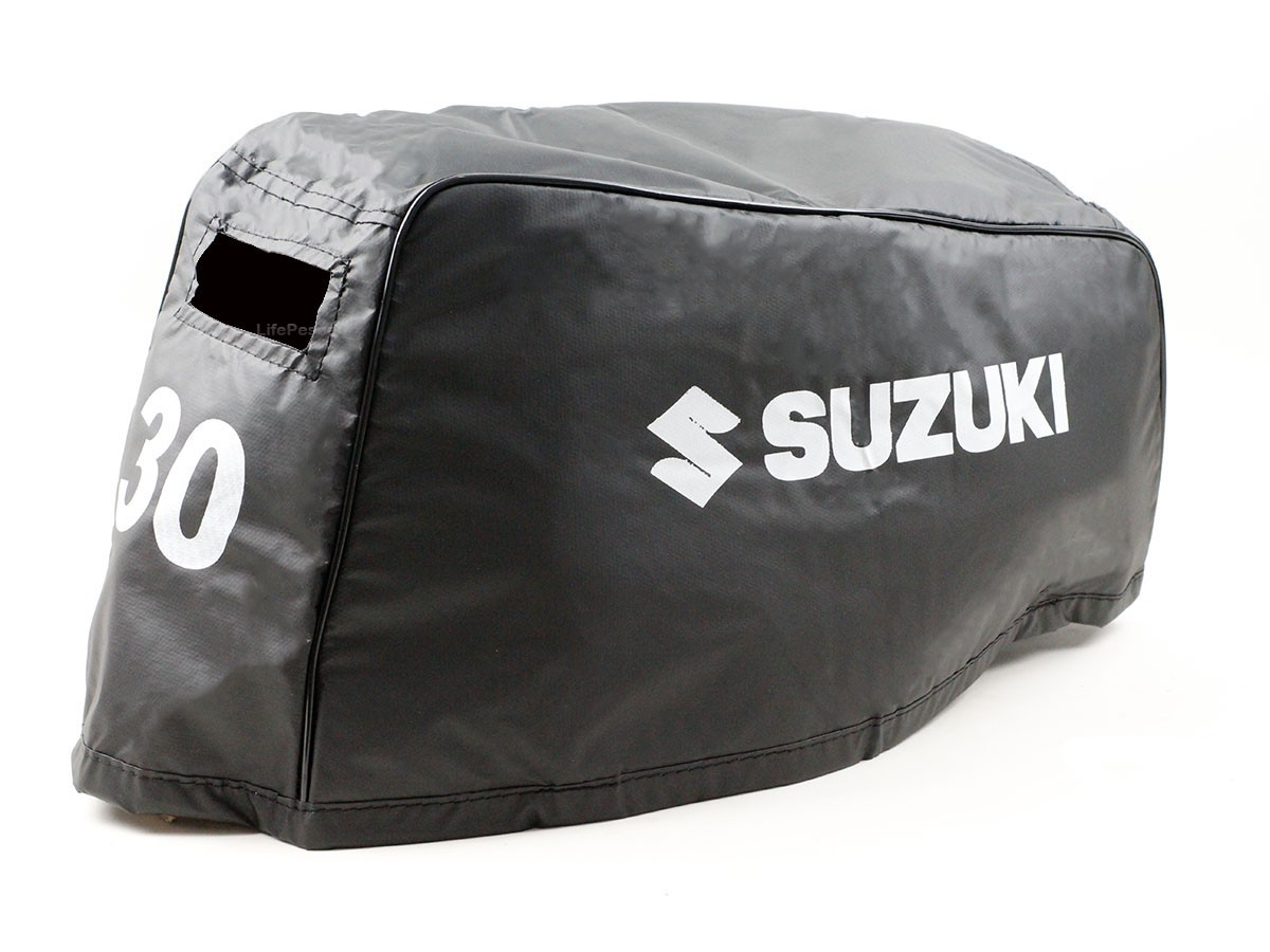 Capa Para Capô De Motor De Popa Suzuki 30 HP Ano 97/98 - 2 Tempos