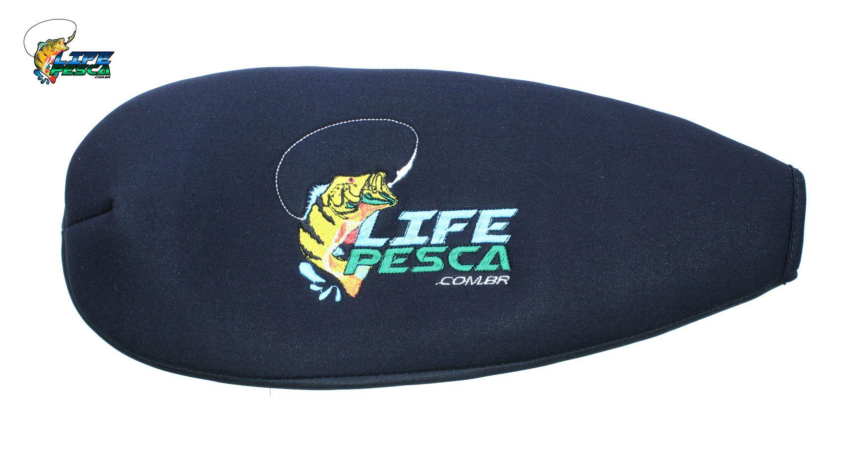 Capa Protetora De Motor Elétrico Neoprene - Life Pesca