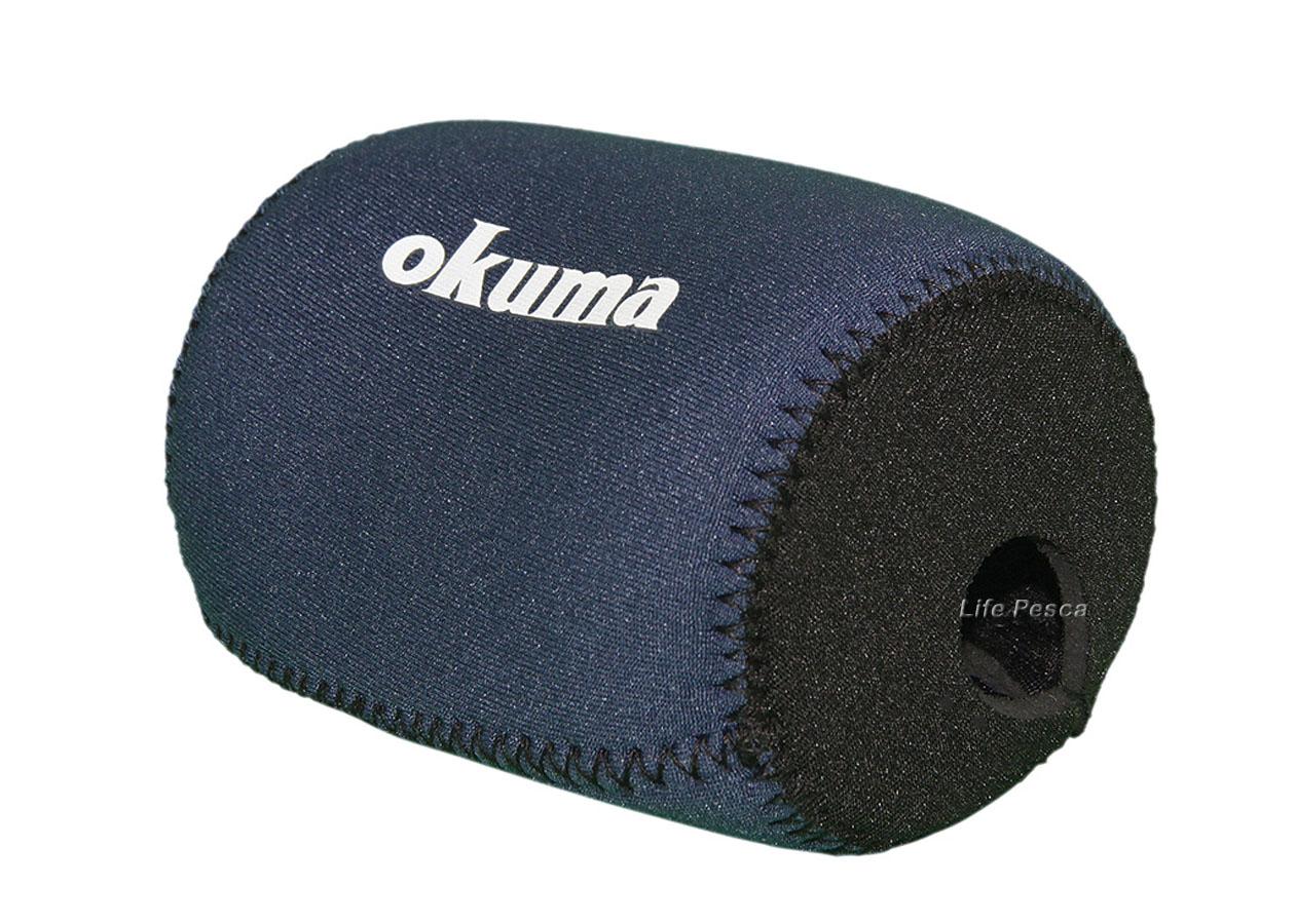 Capa Protetora P/ Carretilha Perfil Alto em Neoprene Okuma - ARS3