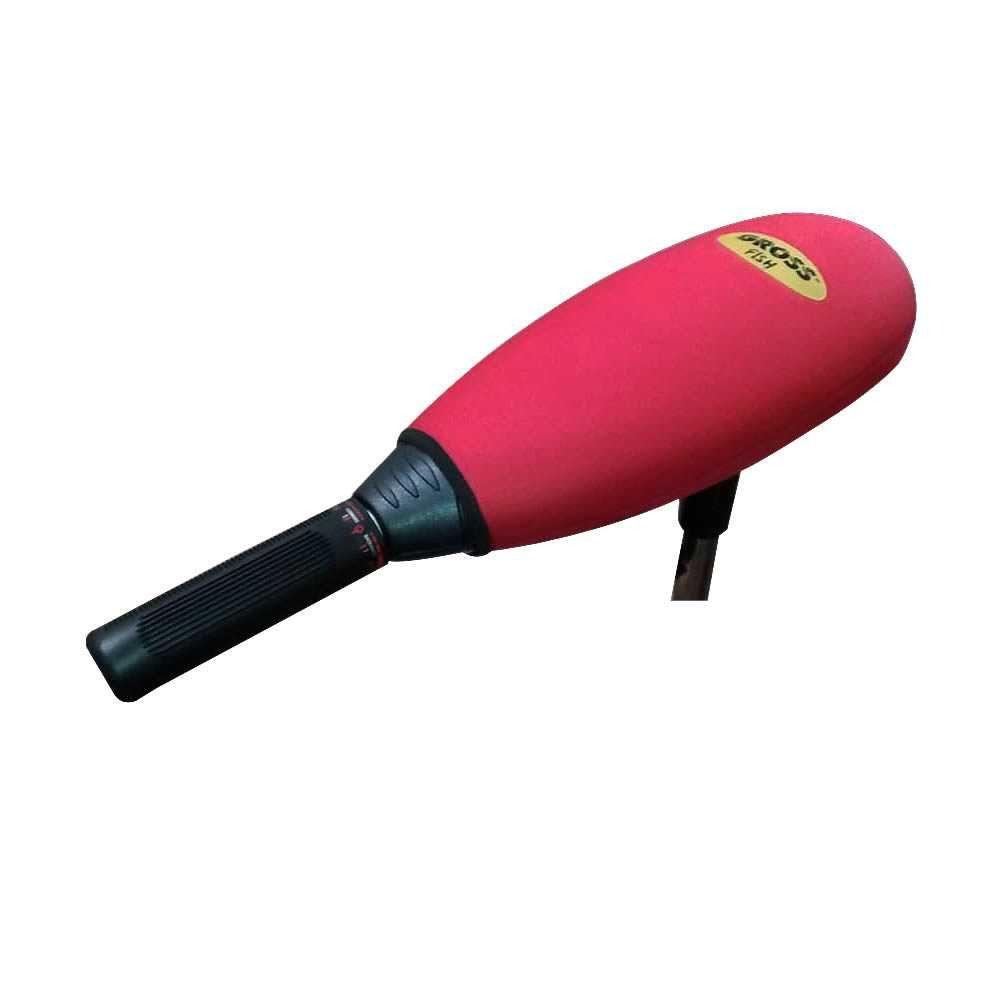 Capa Protetora Para Motor Elétrico - Aprazível - Cross Fish