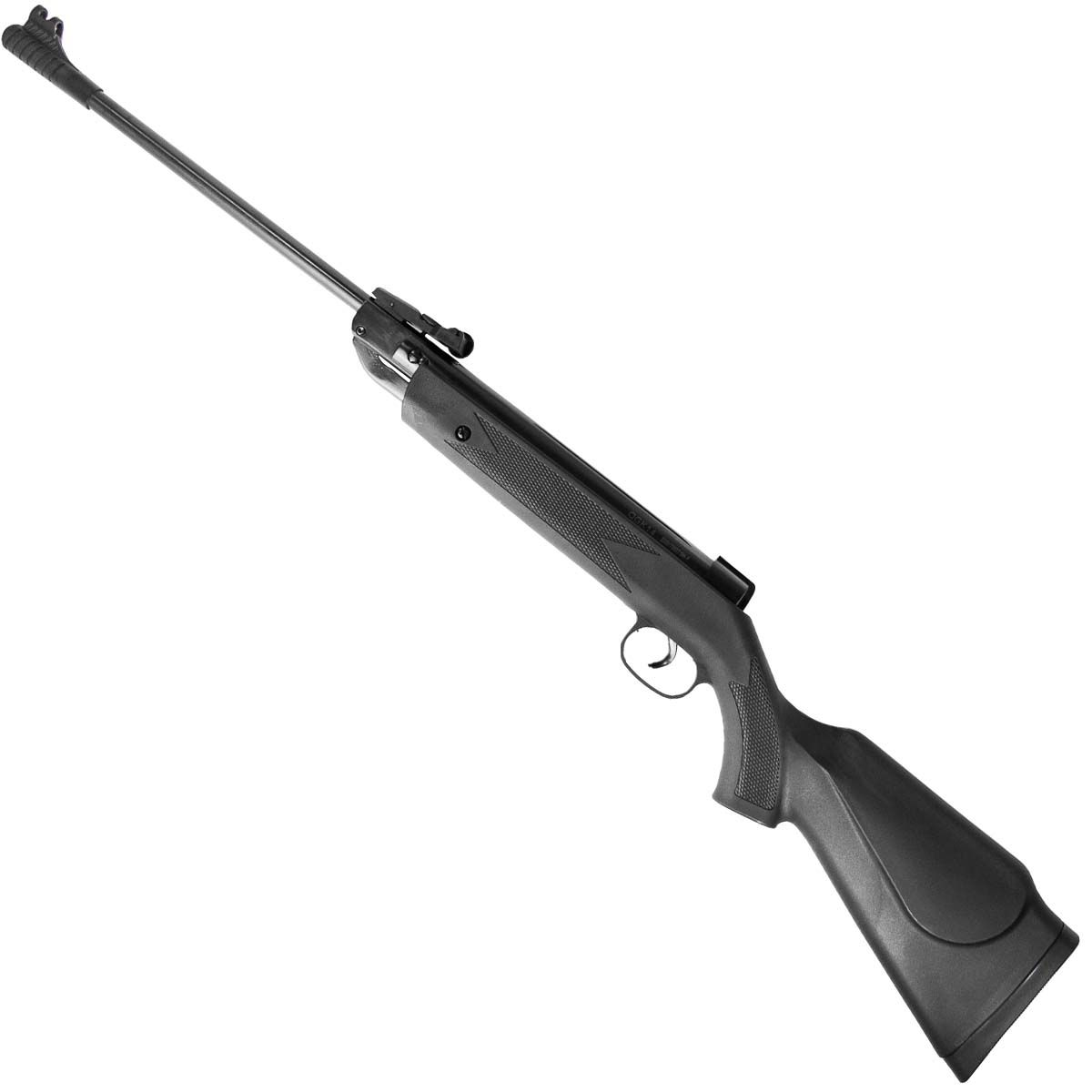 Carabina de Pressão QGK 5,5mm Black Edition