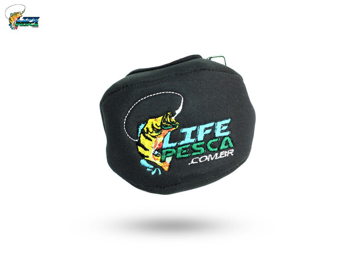 Carretilha Perfil Baixo Marine Sports Titan Pro 12000 - 12 Rolamentos  - Life Pesca - Sua loja de Pesca, Camping e Lazer