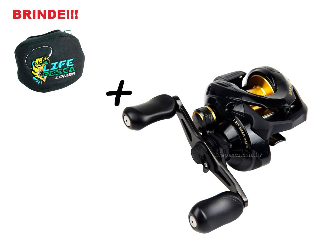 Carretilha Shimano Bass One XT 150 e 151