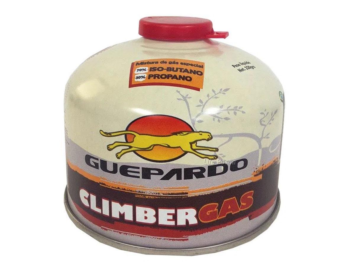 Cartucho de Climber Gás - Guepardo