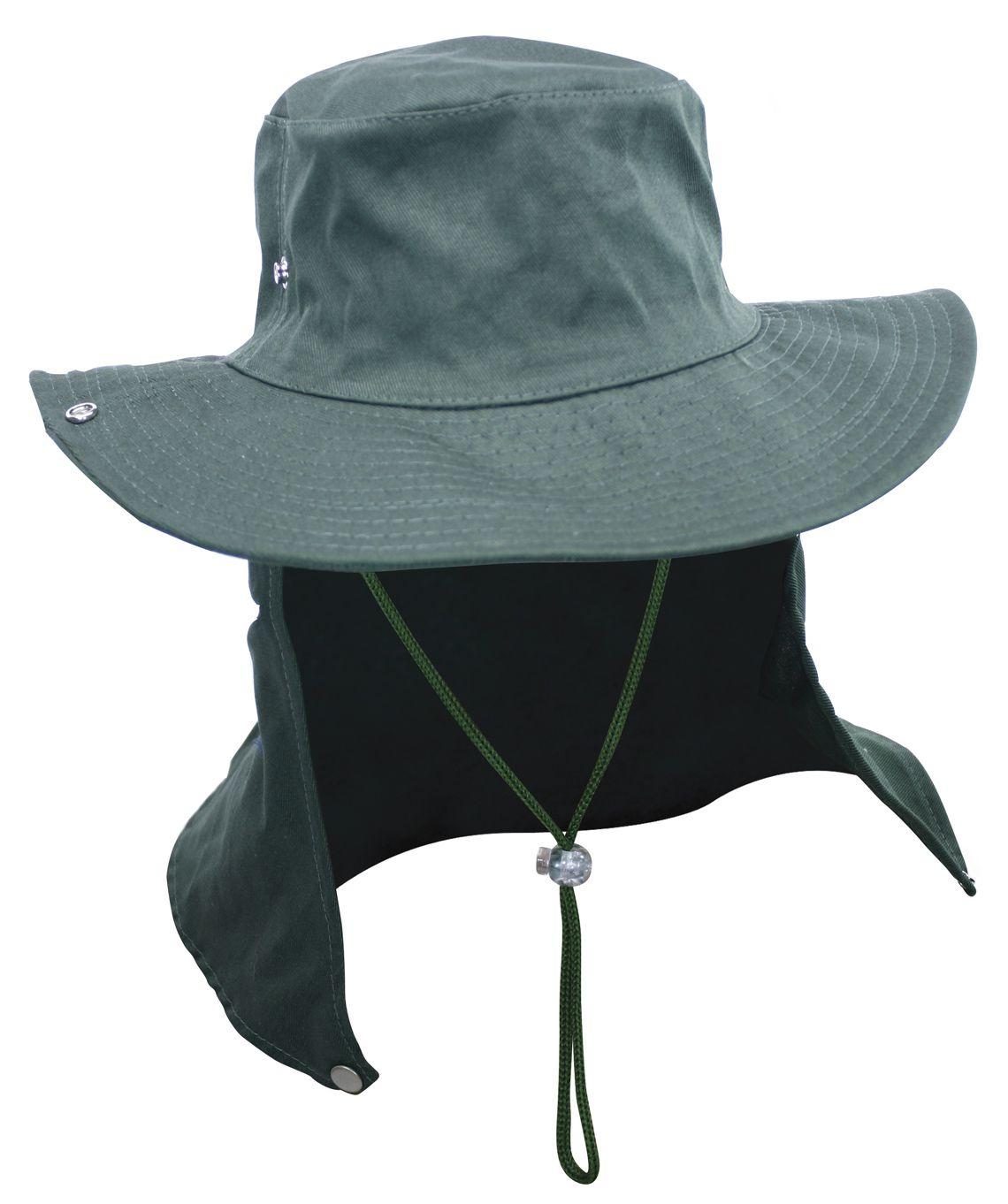 Chapéu Pescador JOGÁ - C/ Protetor De Nuca  - Life Pesca - Sua loja de Pesca, Camping e Lazer