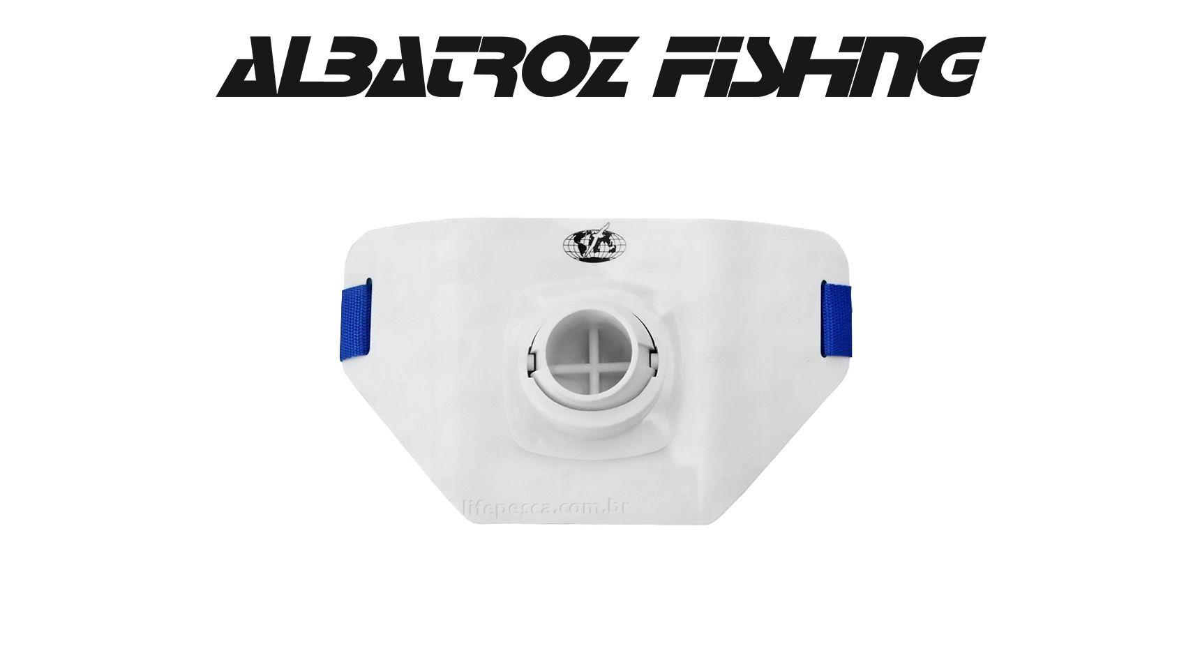 Cinto Para Apoio de Varas - Albatroz Fishing - TS-A1  - Life Pesca - Sua loja de Pesca, Camping e Lazer