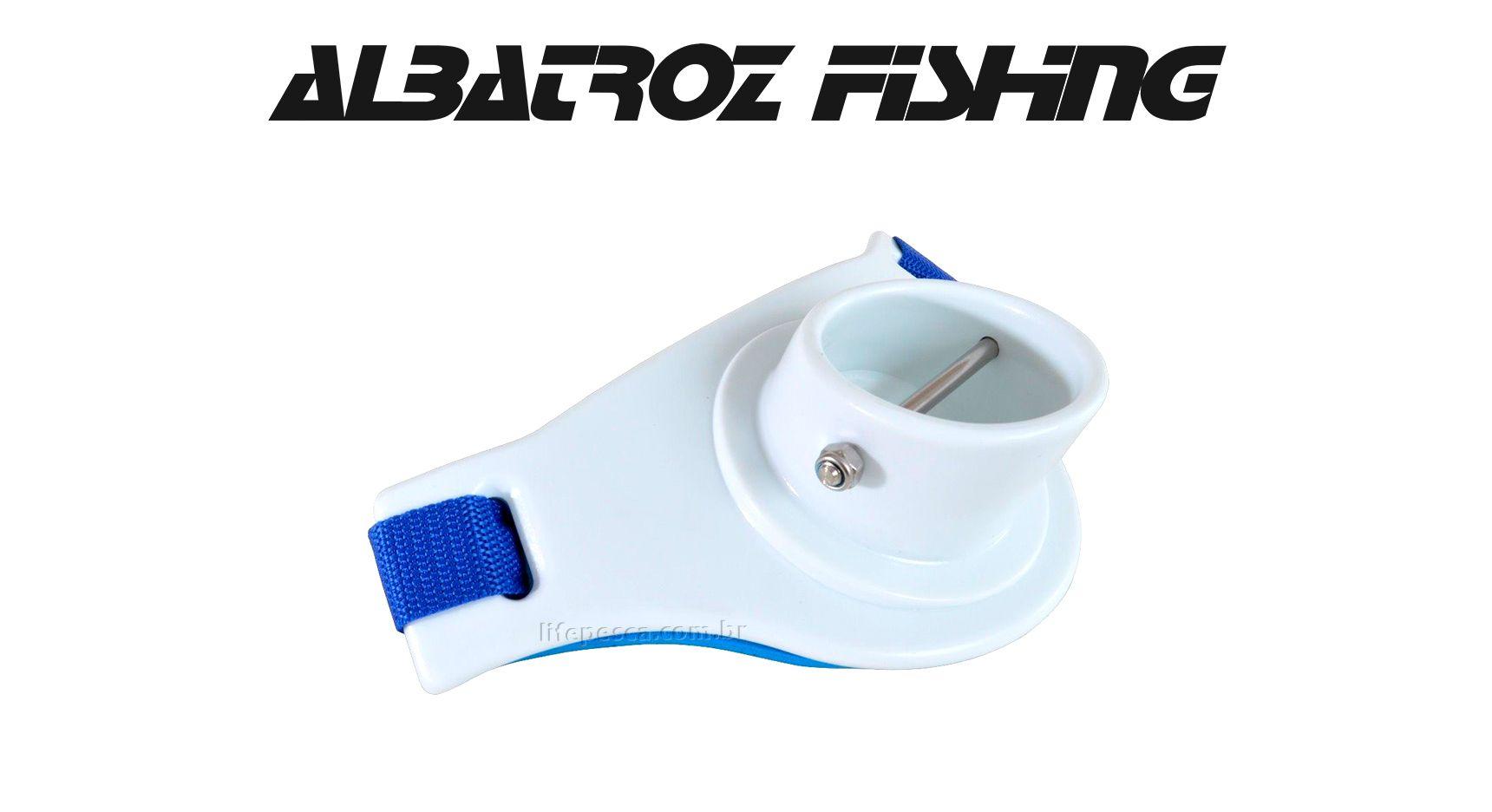 Cinto Para Apoio de Varas - Albatroz Fishing - TS-A2  - Life Pesca - Sua loja de Pesca, Camping e Lazer