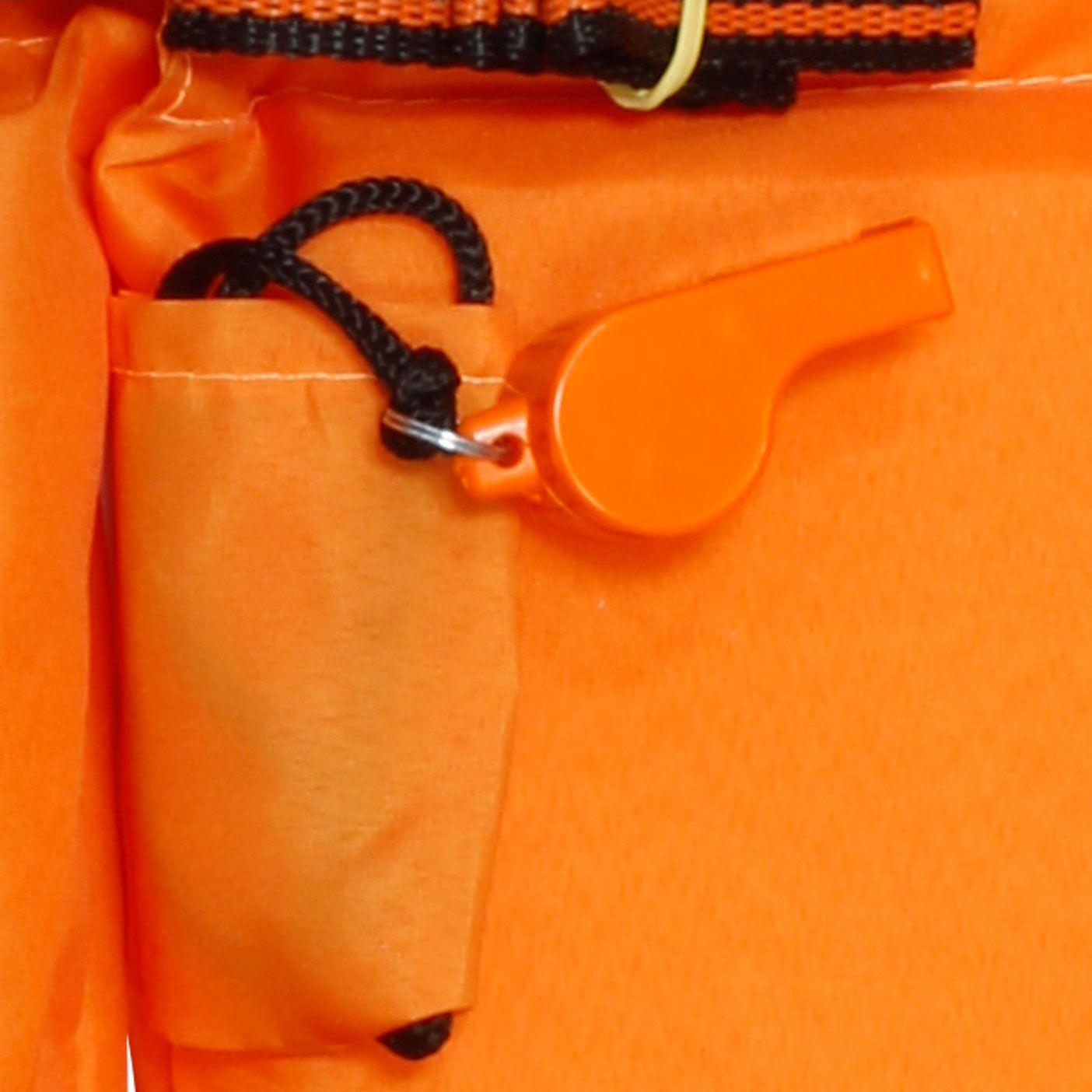 Colete Salva Vidas Jogá Classe 3 Safety Laranja - G  - Life Pesca - Sua loja de Pesca, Camping e Lazer