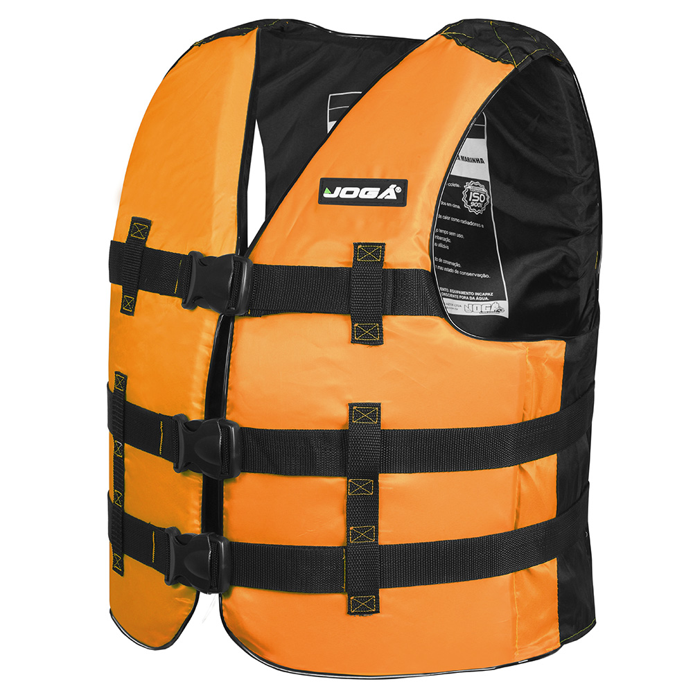 Colete Salva Vidas Jogá Homologado Classe 5 Sport - GG (Acima de 110 kg)  - Life Pesca - Sua loja de Pesca, Camping e Lazer
